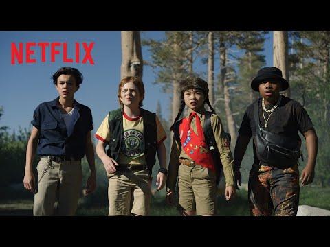 Campamento en el fin del mundo   Tráiler oficial   Netflix
