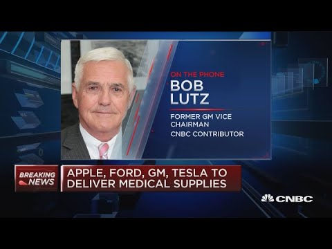 Automakers Can Produce Medical Supplies In The Space Of About 10 Days: Fmr. GM Vice Chairman