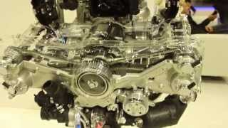 ММАС 2014. Crocus Expo. Subaru.
