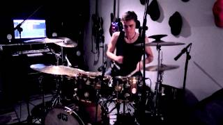 Dream Theater - The Looking Glass- Drum Cover by Alexander Winberg