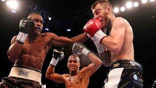Mwanzo mwisho MWAKINYO ALIVYO MPIGA  TKO Sergio Gonzalez wa Argentina
