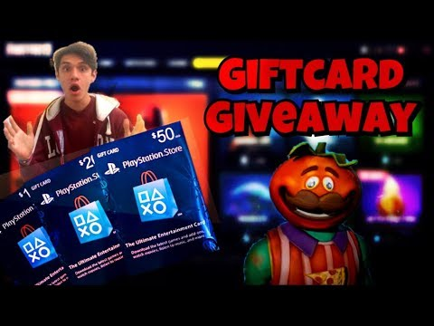 TWO $25 PSN GIFTCARD GIVEAWAY! | Tomato Man Skin *OUT TODAY *|380 Wins| Sponsor Goal 0/2