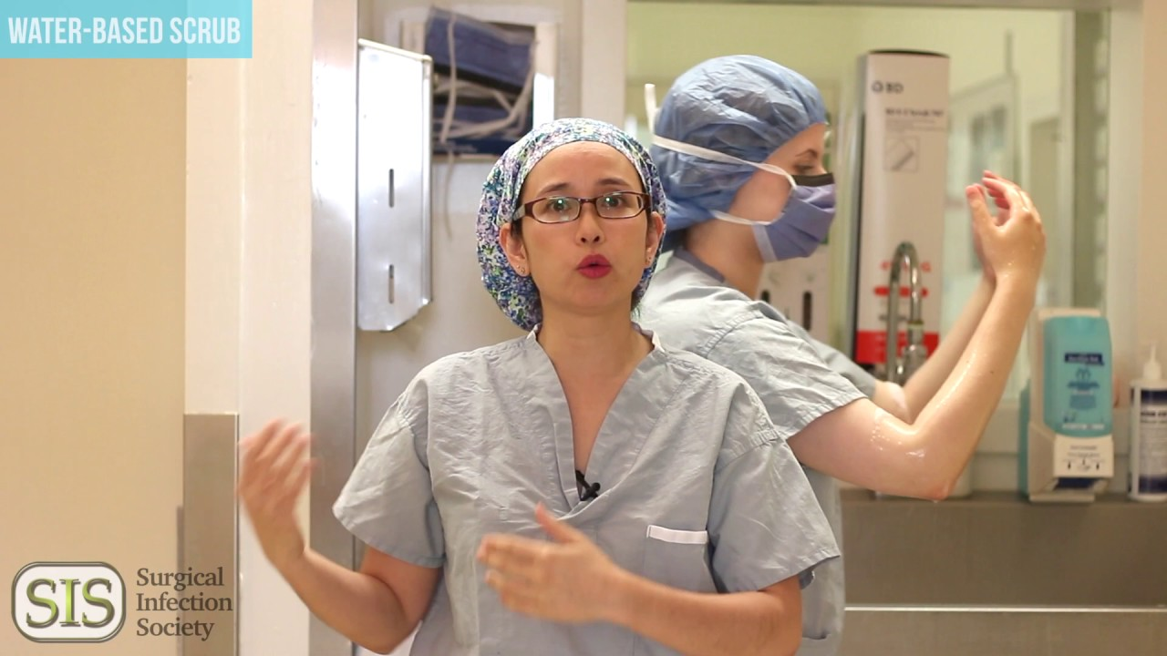 Using Education Videos to Teach Sterile Surgical Technique