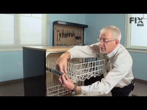Kenmore Dishwasher Repair – How to replace the Spray Arm