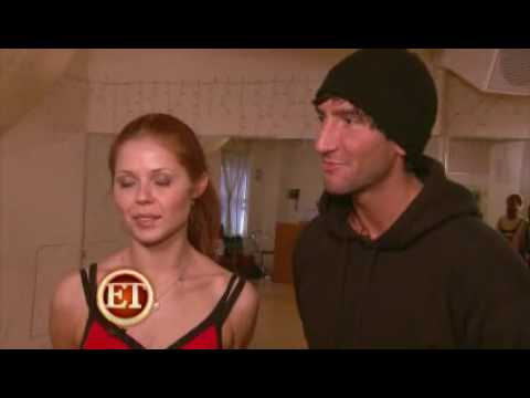 A Day in the Life of DWTS Evan Lysacek