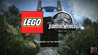 LEGO JURASSIC WORLD PS4 Isla Nublar