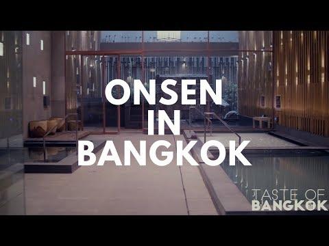 Onsen In Bangkok