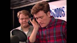 Conan's Star Studded Charity Song Famous Helping People