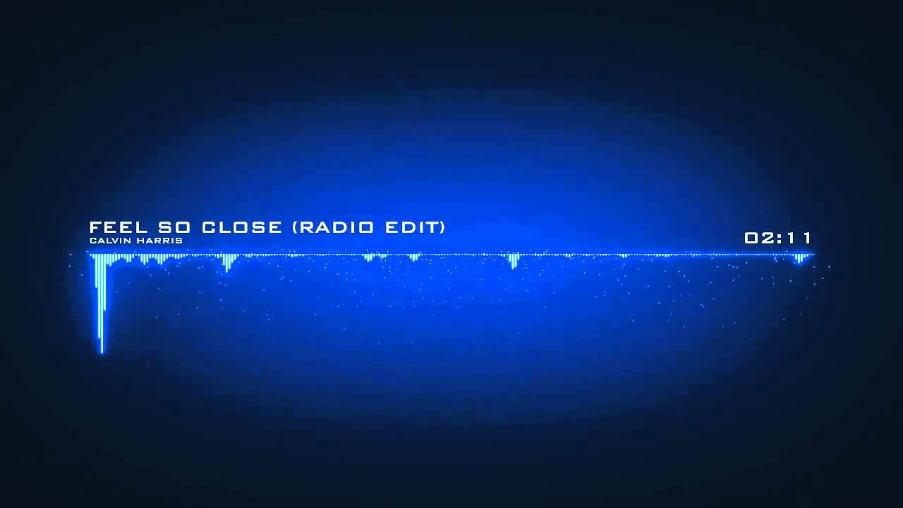 Download Feel So Close (Radio Edit) - Calvin Harris