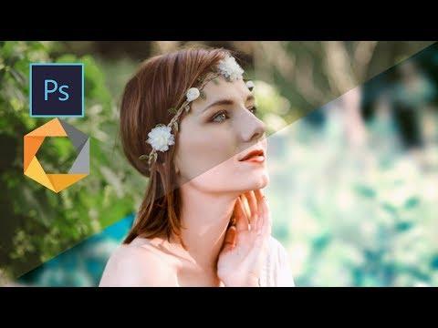 Nik Collection Color Efex Pro 4 Photo Stylizer - Photoshop CC 2018 Tutorial