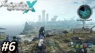 XENOBLADE CHRONICLES X (WiiU) - Episodio 6: Explorando Primordia || Gameplay en Español