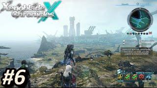 XENOBLADE CHRONICLES X (WiiU) - Episodio 6: Explorando Primordia || Gameplay en Español
