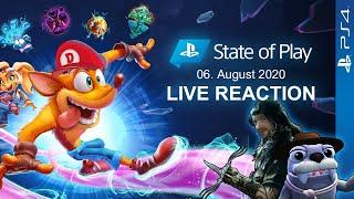 🔴 WAS wird ENTHÜLLT? Domtendo reagiert auf State of Play vom 06.08.2020
