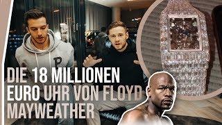 Die 18 Millionen Dollar Uhr | Floyd Mayweather Uhren Reaktion | inscopelifestyle