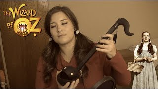 The Wizard of Oz - Over the Rainbow - Otamatone Deluxe Cover || mklachu