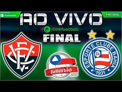 25273a1677 Vitória 0x1 Bahia
