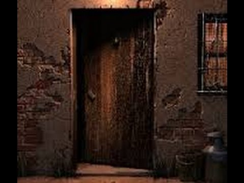 & Old door sound effect creaking door - YouTube