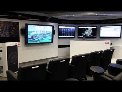Virtual tour of ABB's Smart Grid Center of Excellence in Raleigh