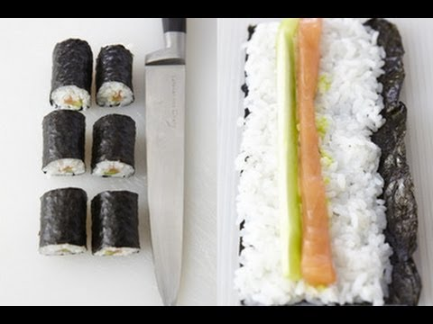 Technique de cuisine rouler les makis youtube for Technique de cuisine
