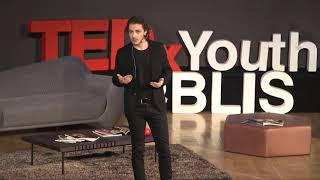 Finding Balance in Acting  | Boran Kuzum | TEDxYouth@BLIS