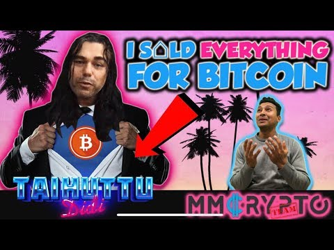 ₿ Didi Taihuttu ₿ -  I SOLD EVERYTHING FOR BITCOIN | INTERVIEW!