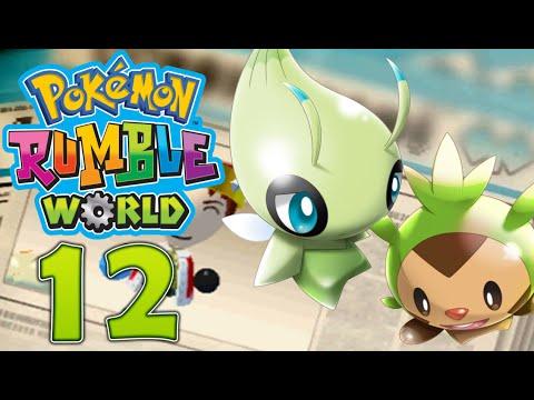 AUF DER JAGD Let's Play Pokémon Rumble World Deutsch Part:12