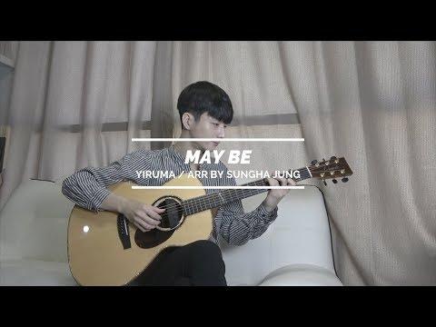 (Yiruma) May Be  - Sungha Jung