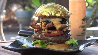 The Glamburger Recipe! (World's Most Expensive Burger Copycat)