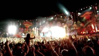 Afrojack - Yubaba in the keneticFIELD @ EDC Las Vegas 2013