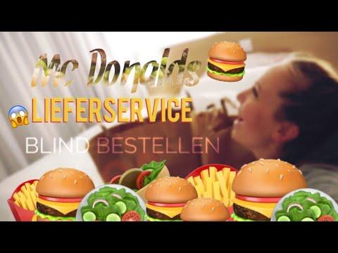 Mc Donalds Lieferservice