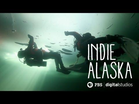 I Am An Ice Diver   INDIE ALASKA
