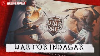 Chronicles War for Indagar - Board to Death TV