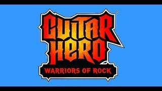 Guitar Hero Warriors of Rock Set List