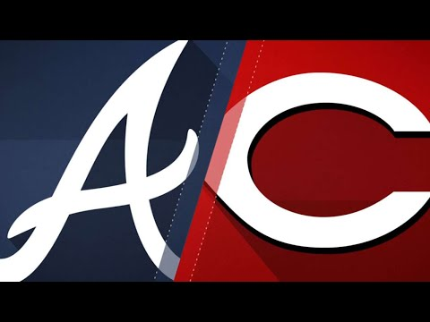 Acuna Jr. gets first MLB hit in Braves win: 4/25/18
