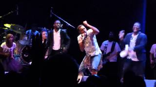 Tye Tribbett & Darrell Walls @ House of Blues Tour