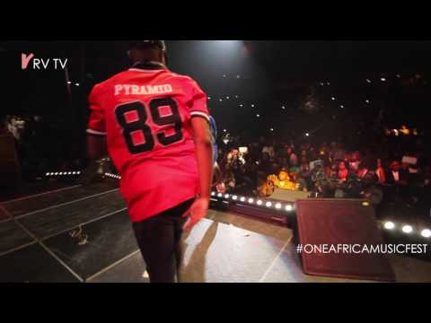 OLAMIDE IN HOUSTON (ONE AFRICA MUSIC FEST)
