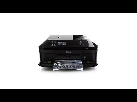 Canon MX922 Wireless AllinOne Printer w/Photo Paper