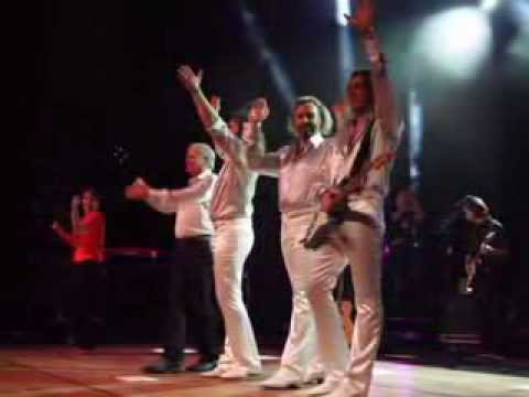 MASSACHUSETTS - Das BEE GEES Musical 2014