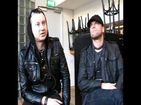 Pendulum 2008 interview - Gareth McGrillen and Perry ap Gwynedd (part 1)