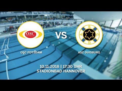 Re-Live: DSV Supercup 2019 | OSC Potsdam vs. ASC Duisburg