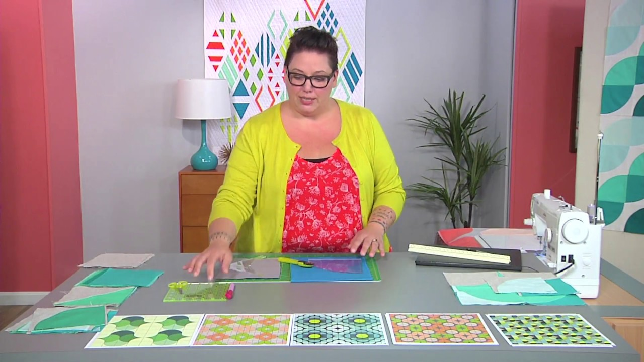 How to Sew Curves – As seen on Fresh Quilting - YouTube : fresh quilting - Adamdwight.com