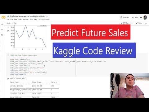 Predict Future Sales   Kaggle   Code review