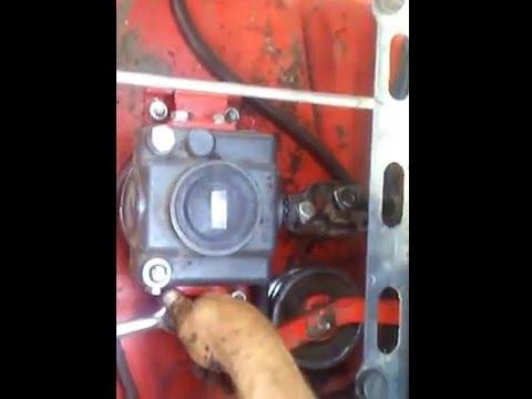 kubota bx2200 wiring diagram aprilaire automatic humidifier model 600 how to put a deck belt on zg327 - youtube