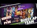 Magic Rush : Burst AP Team Counter For Xerxes + Pyre