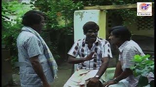 இந்த ஊமைய நடிக்குறது எவ்ளோ கஷ்டமா இருக்கு பேசாம ஊருக்கு போயிரலாம் | Goundamani Comedy |