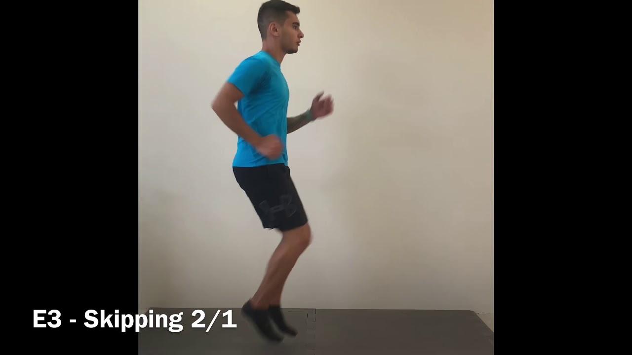 Skipping 2/1