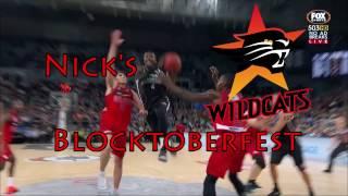 Blocktoberfest - Perth Wildcats