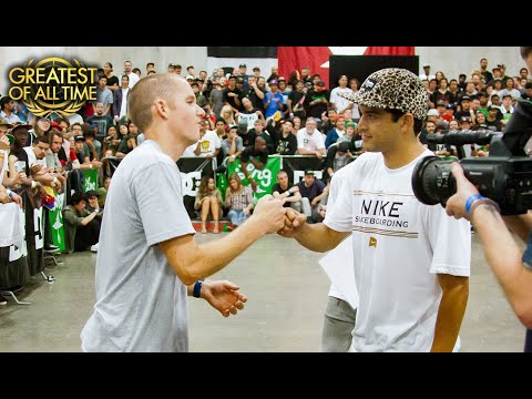 One Of The Craziest BATB Games Of All Time | P-Rod Vs. PJ Ladd