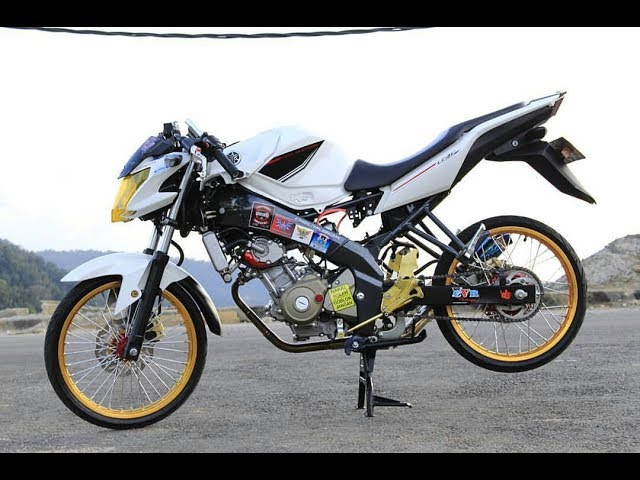 Modifikasi Motor Lama Best Wallpaper Pict