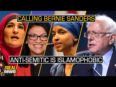 Calling Bernie Sanders Anti-Semitic Is Islamophobic